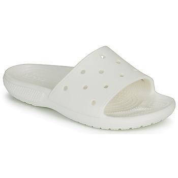 Topánky športové šľapky Crocs CLASSIC CROCS SLIDE Biela