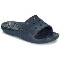 Topánky športové šľapky Crocs CLASSIC CROCS SLIDE Námornícka modrá