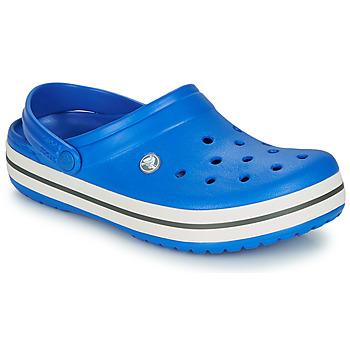 Topánky Nazuvky Crocs Crocband Modrá / Šedá