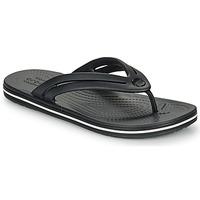 Topánky Ženy Žabky Crocs CROCBAND FLIP W Čierna