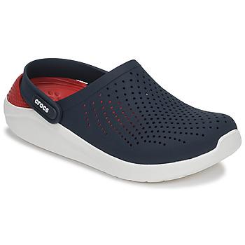 Topánky Nazuvky Crocs LITERIDE CLOG Námornícka modrá / Červená
