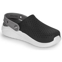 Topánky Deti Nazuvky Crocs LITERIDE CLOG K Čierna / Biela