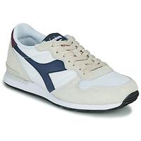 Topánky Nízke tenisky Diadora CAMARO Béžová / Modrá