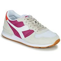 Topánky Ženy Nízke tenisky Diadora CAMARO Béžová / Ružová