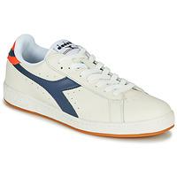 Topánky Muži Nízke tenisky Diadora GAME L LOW Béžová / Modrá