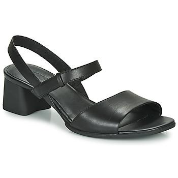Topánky Ženy Sandále Camper KATIE SANDALES Čierna