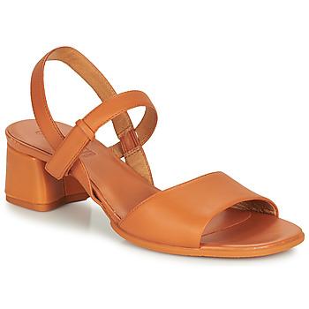Topánky Ženy Sandále Camper KATIE SANDALES Ťavia hnedá