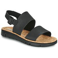Topánky Ženy Sandále Camper ORUGA Čierna