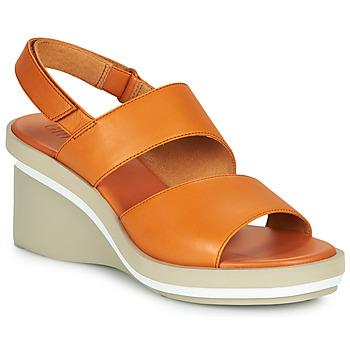 Topánky Ženy Sandále Camper KIR0 Ťavia hnedá