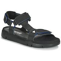 Topánky Muži Sandále Camper ORUGA Čierna