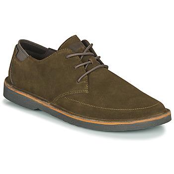 Topánky Muži Derbie Camper MRRY Kaki