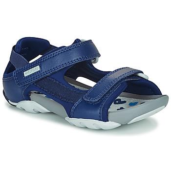 Topánky Deti Sandále Camper OUS Modrá / Námornícka modrá
