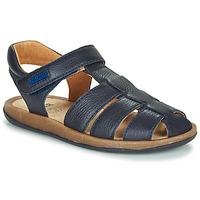 Topánky Deti Sandále Camper BICHO Modrá / Námornícka modrá