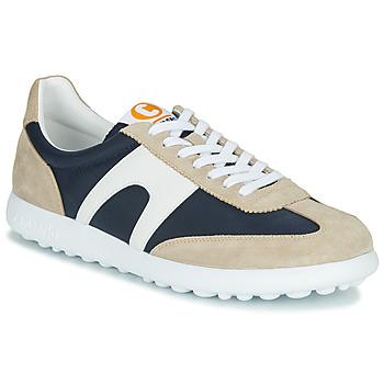 Topánky Muži Nízke tenisky Camper PELOTAS XL Béžová / Námornícka modrá
