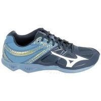 Topánky Muži Basketbalová obuv Mizuno Thunder Blade 2 Bleu Modrá