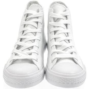 Topánky Ženy Členkové tenisky Comer Dámske biele členkové tenisky RAINA biela