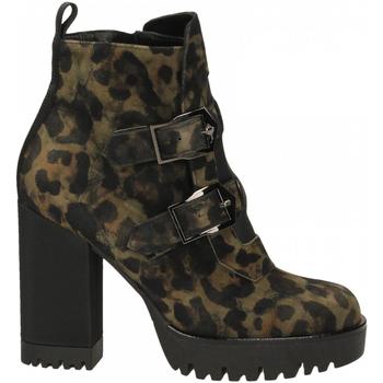 Topánky Ženy Derbie Jeannot SCARPE D nero