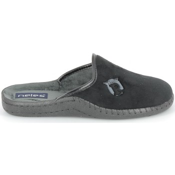 Topánky Papuče Boissy NELES Mule Noir Čierna