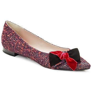 Topánky Ženy Balerínky a babies Magrit Rosy Knot Viacfarebná / Ružová