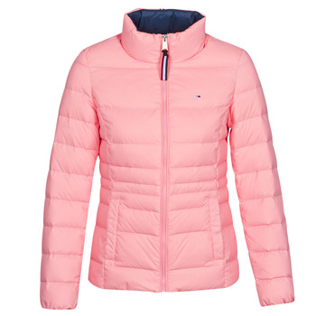 Oblečenie Ženy Vyteplené bundy Tommy Jeans MODERN DOWN JKT Ružová