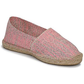 Topánky Ženy Espadrilky Pare Gabia VP FLUO Ružová / Biela