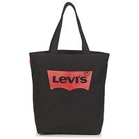 Tašky Ženy Veľké nákupné tašky  Levi's BATWING TOTE Čierna