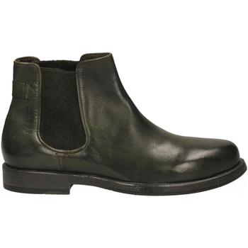 Topánky Muži Polokozačky Calpierre BUFALIS PANT BO edera