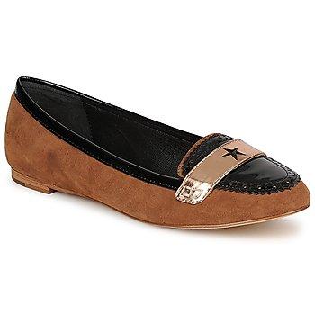 Topánky Ženy Mokasíny C.Petula KING Ťavia hnedá