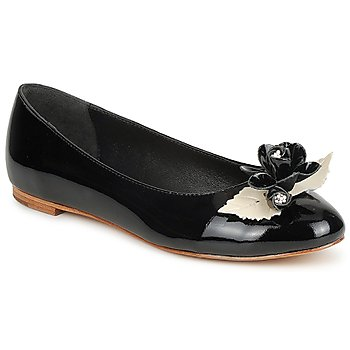 Topánky Ženy Balerínky a babies C.Petula MUCHACHA čierna