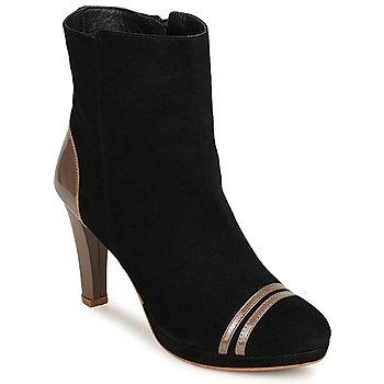 Topánky Ženy Čižmičky C.Petula KIMBER čierna