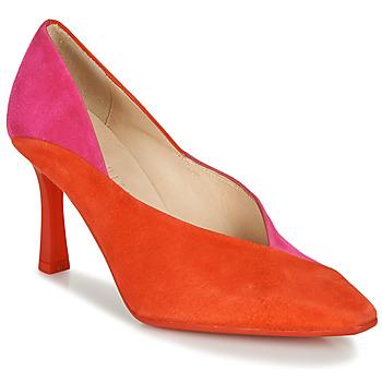 Topánky Ženy Lodičky Hispanitas PARIS-8 Červená / Ružová