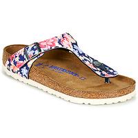 Topánky Ženy Žabky Birkenstock GIZEH SFB Viacfarebná