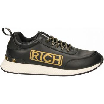 Topánky Muži Nízke tenisky John Richmond NAPPA nero