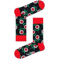 Textilné doplnky Muži Ponožky Happy Socks Sunflower sock Viacfarebná
