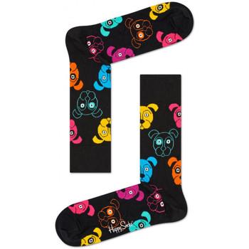 Textilné doplnky Muži Ponožky Happy Socks Cat vs dog gift box Viacfarebná