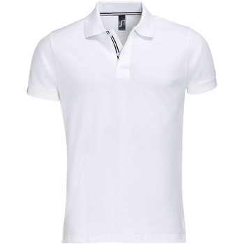 Oblečenie Muži Polokošele s krátkym rukávom Sols PATRIOT FASHION MEN Multicolor
