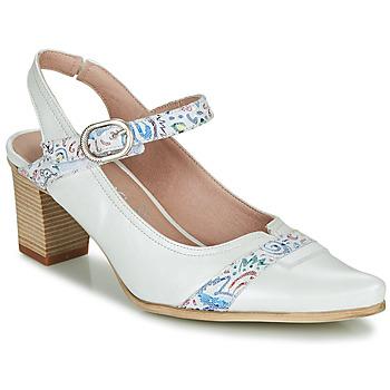 Topánky Ženy Lodičky Dorking LEA Biela