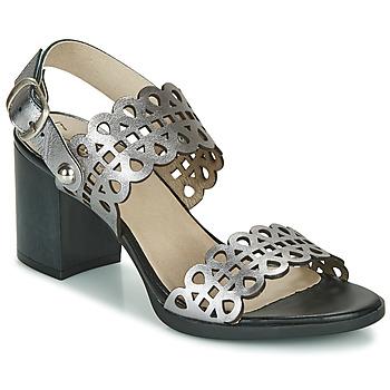 Topánky Ženy Sandále Dorking NORQUI Strieborná