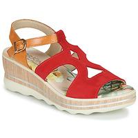 Topánky Ženy Sandále Dorking YAP Červená