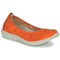 Topánky Ženy Balerínky a babies Dorking SILVER Oranžová