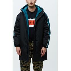 Oblečenie Muži Vetrovky a bundy Windstopper Obey Major stadium jacket Čierna