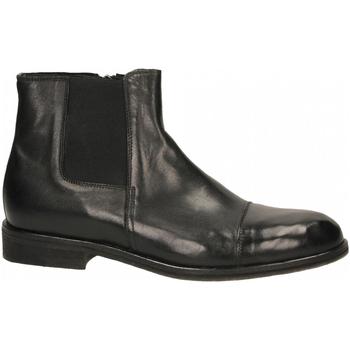 Topánky Muži Derbie Exton SOFT nero