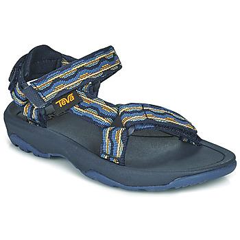 Topánky Chlapci Sandále Teva HURRICANE XLT2 Modrá / Námornícka modrá