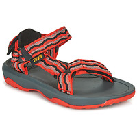 Topánky Dievčatá Sandále Teva HURRICANE XLT2 Červená / Čierna