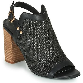 Topánky Ženy Sandále Ravel CLIFTON Čierna