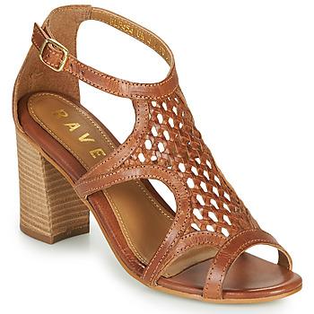 Topánky Ženy Sandále Ravel COREEN Ťavia hnedá
