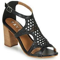 Topánky Ženy Sandále Ravel COREEN Čierna