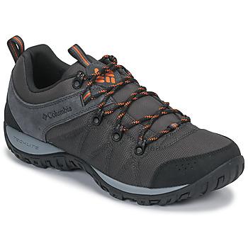 Topánky Muži Univerzálna športová obuv Columbia PEAKFREAK VENTURE LT Šedá