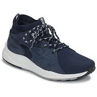 Topánky Muži Univerzálna športová obuv Columbia SH/FT OUTDRY MID Námornícka modrá