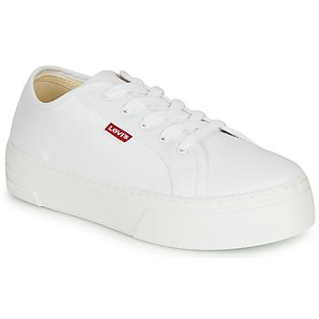 Topánky Ženy Nízke tenisky Levi's TIJUANA Biela